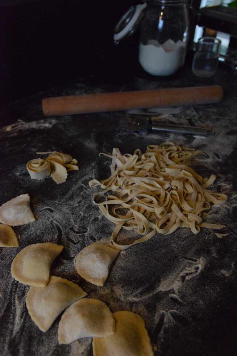 Read more about the article Hjemmelavet pasta