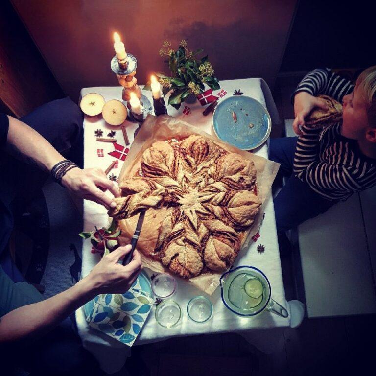 Kanel bagværk