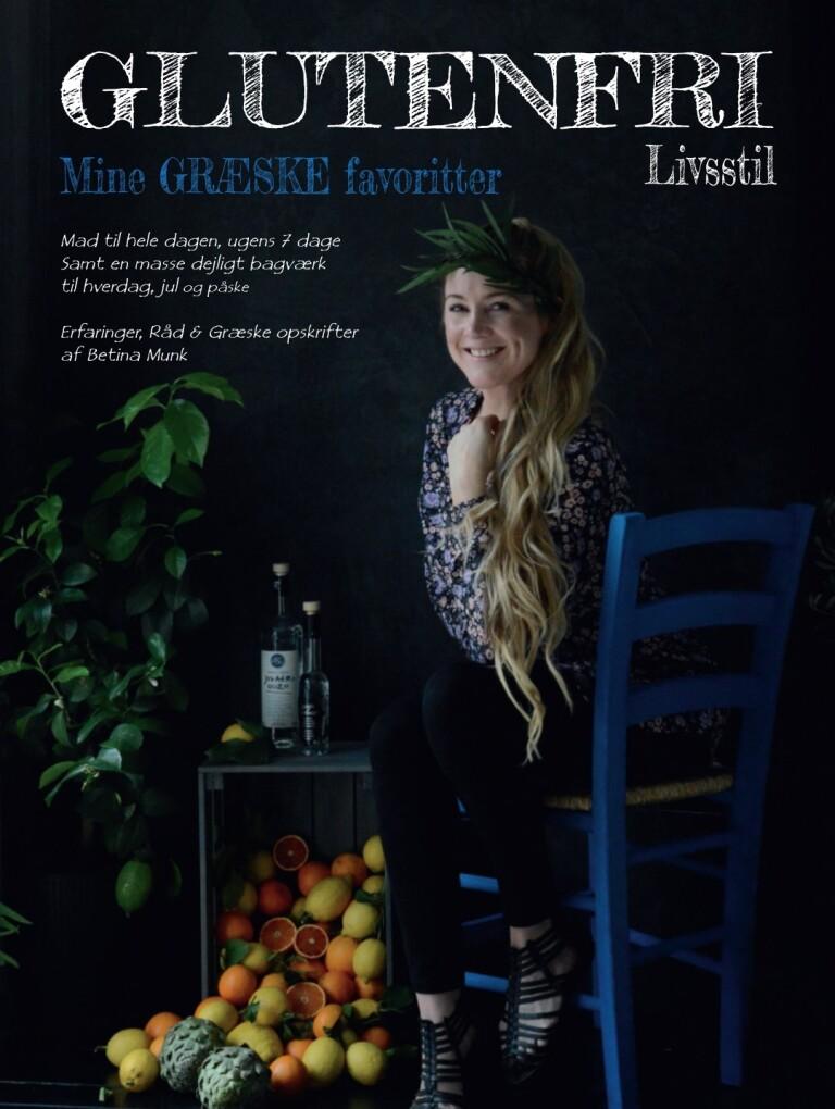 """Read more about the article GLUTENFRI LIVSSTIL – Mine GRÆSKE favoritter, min """"tredje bog"""""""